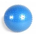 Piłka do rehabilitacji, masująca 75 cm