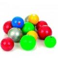 Piłka rehabilitacyjna Stonie Thera Band® różne kolory 4-6 cm 500 g 638051