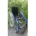Wózek inwalidzki aktywny używany Sopur ARGON