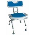 Krzesło prysznicowe składane 528015
