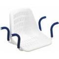 Krzesło toaletowe MONOBLOC 540100