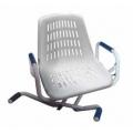 Krzesło toaletowe obrotowe ATLANTIS 540200