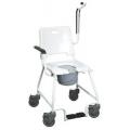 Wózek sanitarny toaletowo-prysznicowy na kółkach CЄ C 211