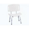 Krzesło prysznicowe z oparciem FS 798L