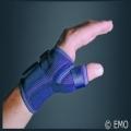 Stabilizator nadgarstka z kciukiem, krótki MQ 505 Emo