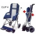 Wózek inwalidzki dziecięcy Ormesa Clip 4
