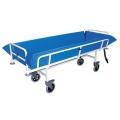 Wózek transportowo kąpielowy w pozycji leżącej o stałej wysokości (wózek do kapieli) C 212