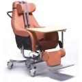 Wózek inwalidzki pielęgnacyjny coquille