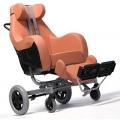Wózek inwalidzki pielęgnacyjny coraille
