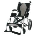 Podróżny wózek inwalidzki o wadze 8kg KARMA ERGOLITE KM-2501